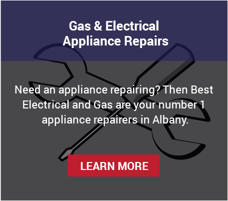 Gas & Electrical  Appliance Repairs